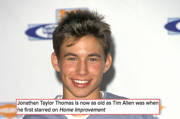 22 Facts That Will Be Truly Upsetting To '90s Girls