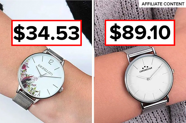 15 Watches That Will Eliminate All Your Excuses For Being Late