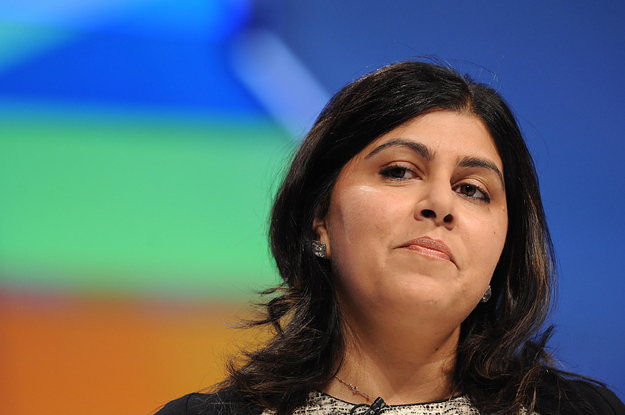 Former Tory Party Chair Baroness Warsi Is Being Wooed By The Lib Dems But Says She Isn't Defecting — Yet
