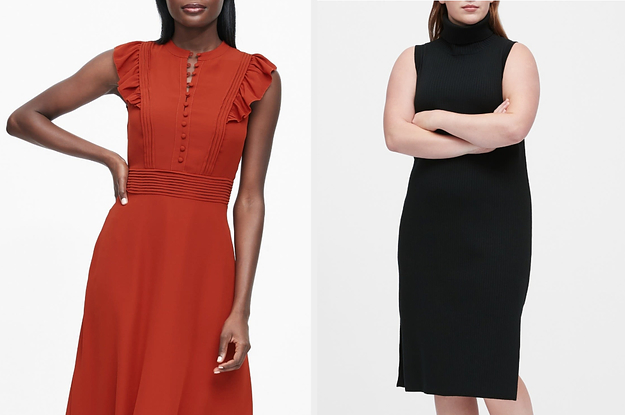 Banana Republic Is Having A Huge Sale, And I Think It's Time To Treat Yourself