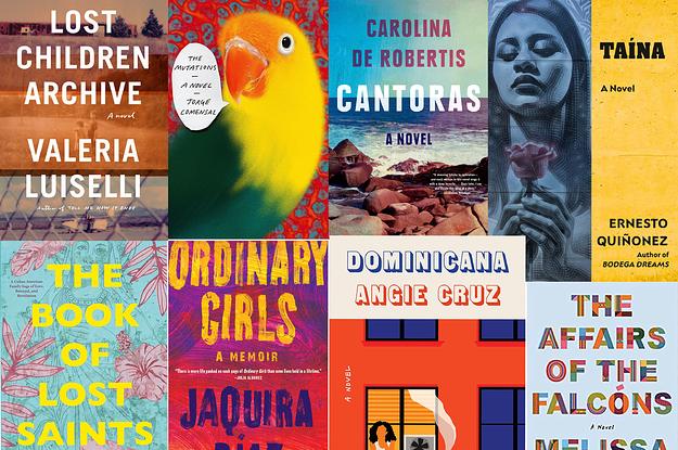 Nine New Books By Latinx Writers ...