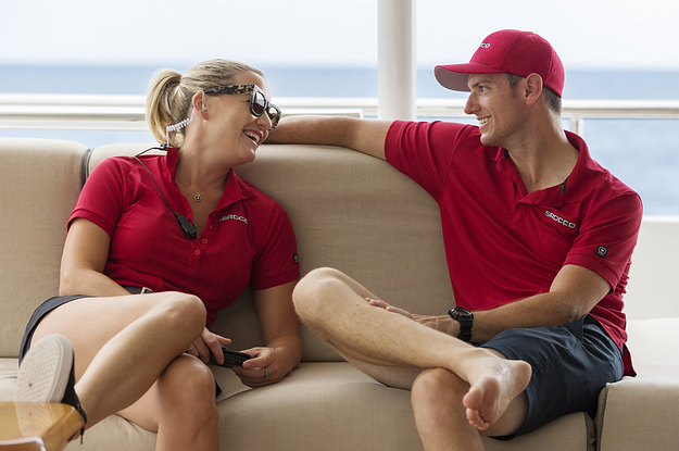 """""""Below Deck"""" Is The Perfect Reality Show For The Age Of Millennial Burnout"""