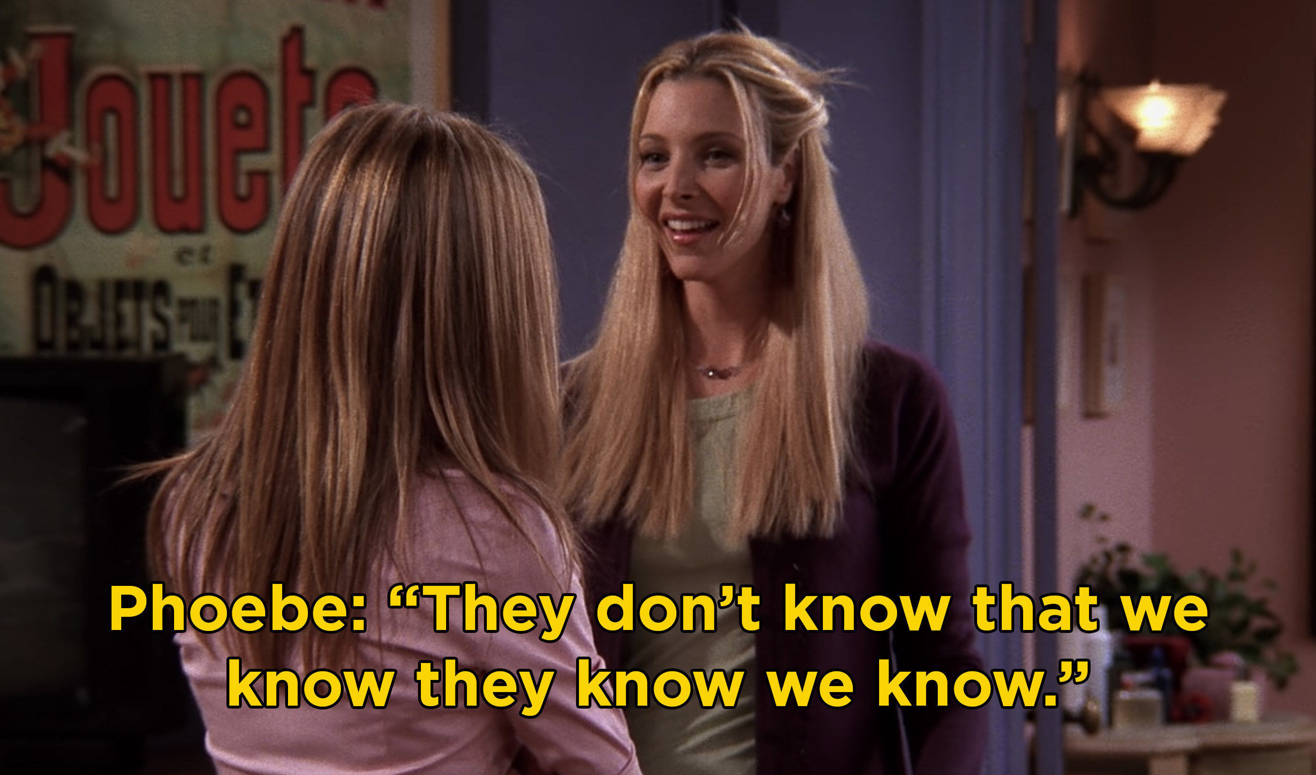"5 Iconic ""Friends"" Moments That Happened Inside Monicas Apartment"
