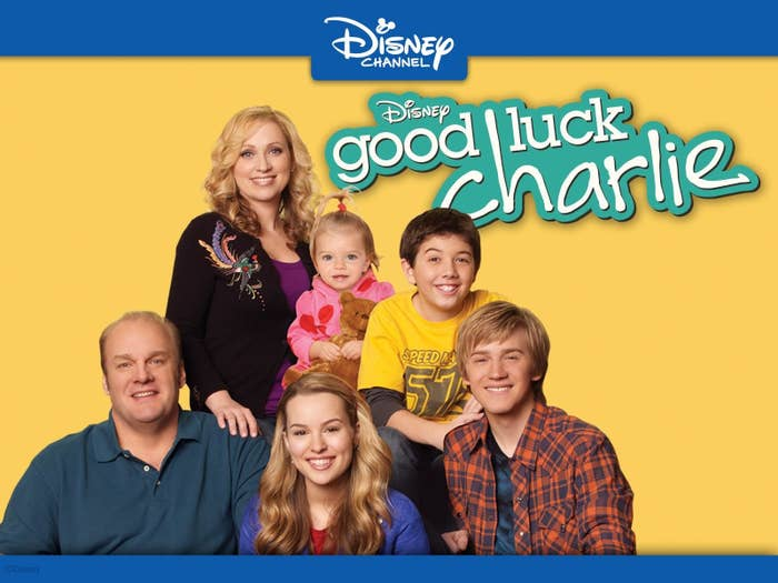 Image result for good luck charlie