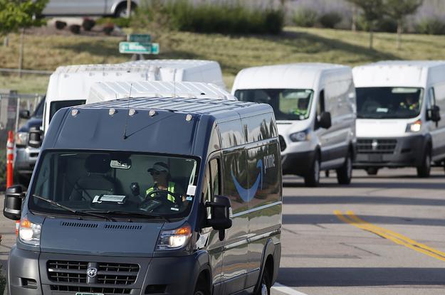 Opinion: The Amazon Van That Broke My Family's Heart
