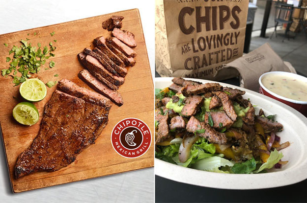 I Tried Chipotle's New Menu Item, Carne Asada, And Here's How It Is