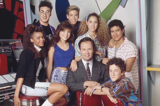 """There's Going To Be A """"Saved By The Bell"""" Reboot And I Think I'm Gonna Give This One A Chance"""