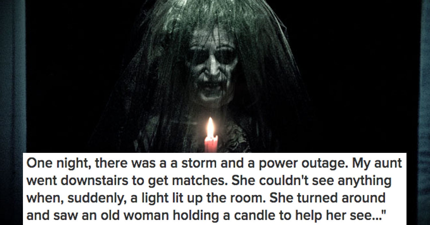 13 Creepy As Heck Stories People's Families Have Passed Down For Generations