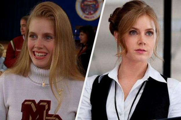 Amy Adams Has Been In 37 Movies, And I Bet You've Seen More Of Them Than You Realize