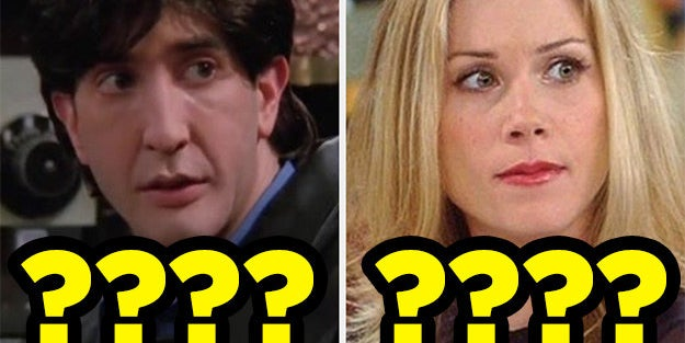 "Most People Can't Identify 10 Of These ""Friends"" Minor Characters, Can You?"