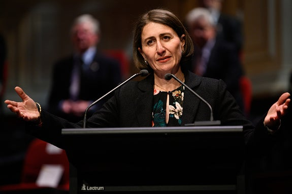 A Move To Topple Gladys Berejiklian Over Abortion Decriminalisation Was Over Before It Began