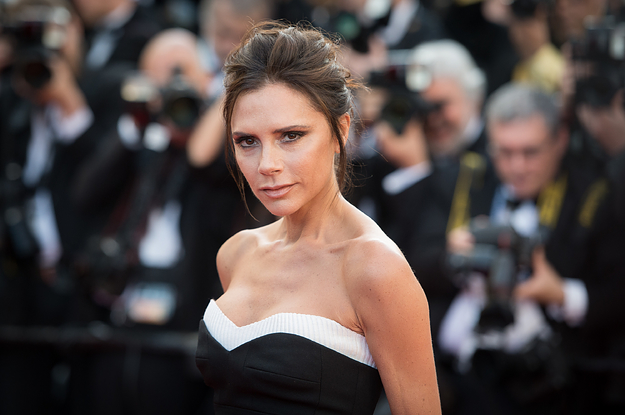 Victoria Beckham Has Learned Not To Skip Meals In Front Of Her Kids