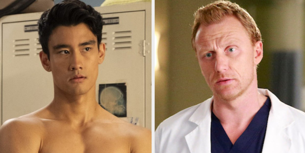 "Which Season 15 ""Grey's Anatomy"" Guy Is Your Soulmate?"
