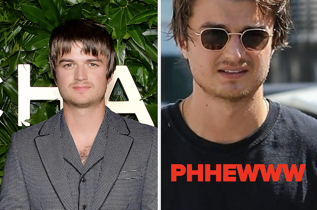 Everybody Can Calm Down Now, Joe Keery's Hair Is Back To Normal