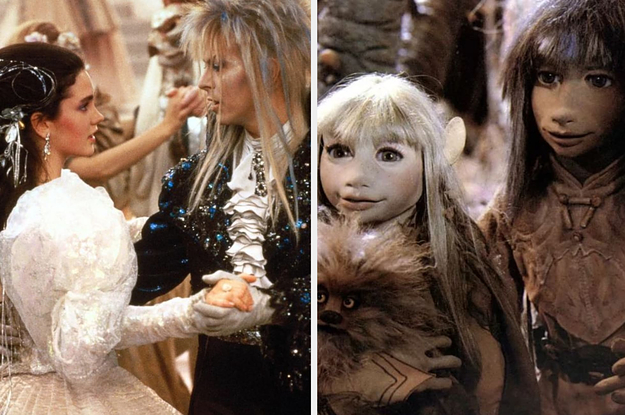 The Definitive Ranking Of The Most Iconic '80s Fantasy Movies