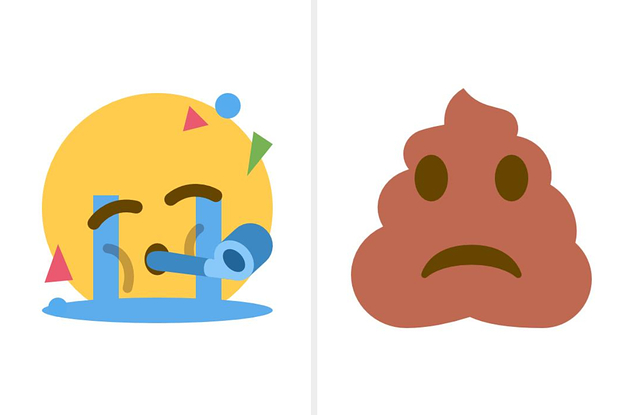 Which Emoji Mashup Accurately Represents You?