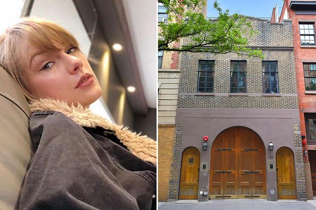 A Look Inside Taylor Swift's Cornelia Street Rental