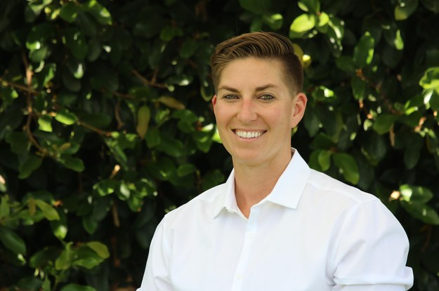 This Queer Veteran Is Running For Congress In California