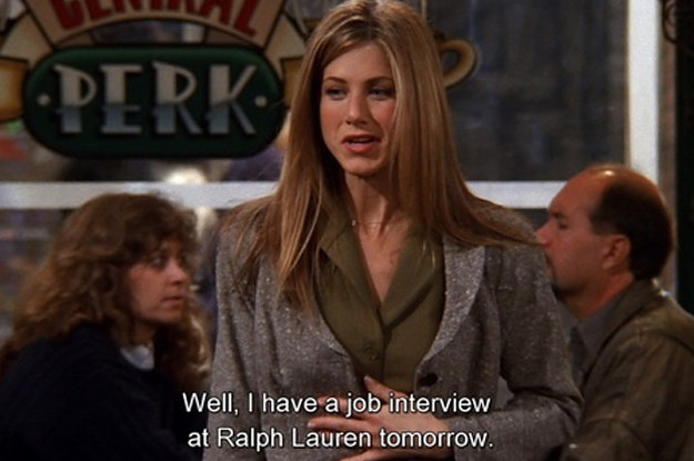 Sure, You'll Go Bankrupt, But The Rachel Green Collection At Ralph Lauren Is Worth Every Penny