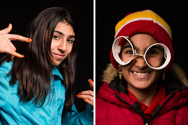 This Powerful Photo Series Asks Refugee Children What They Want To Be Be When They Grow Up
