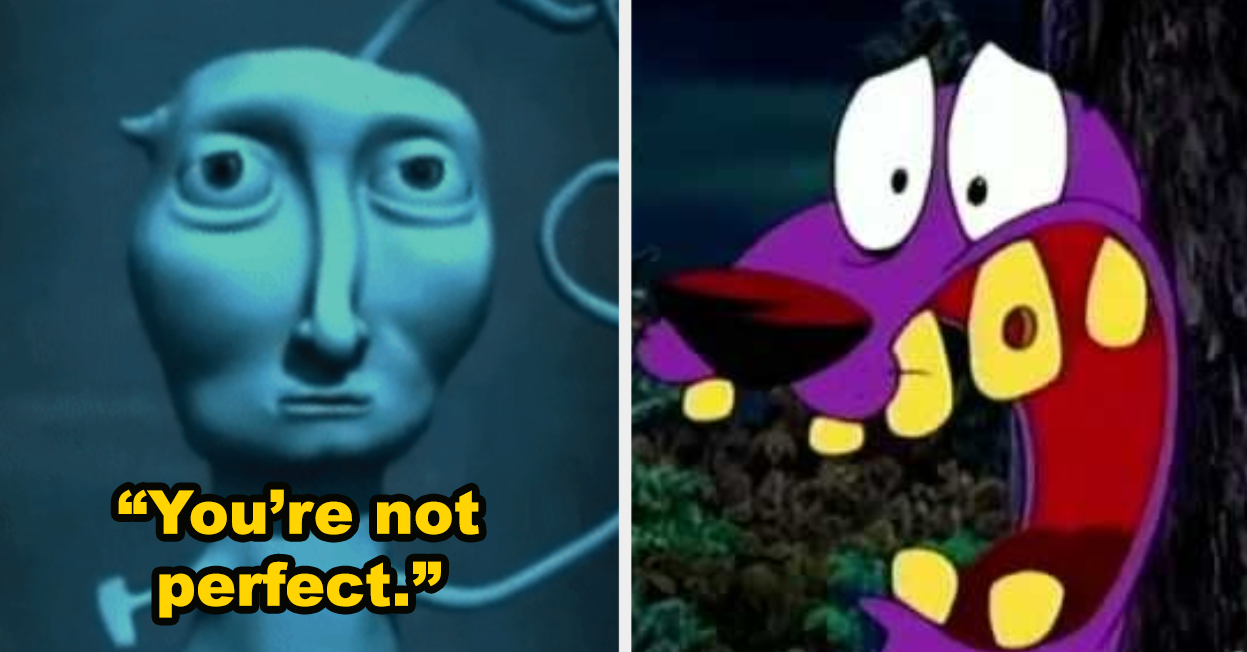 18 Unexpectedly Dark Cartoon Moments You Never Saw Coming