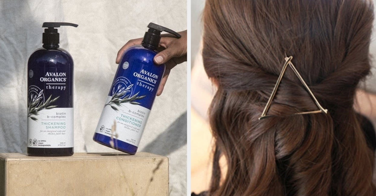 28 Cheap Things That'll Help Make Your Hair Better Than Ever