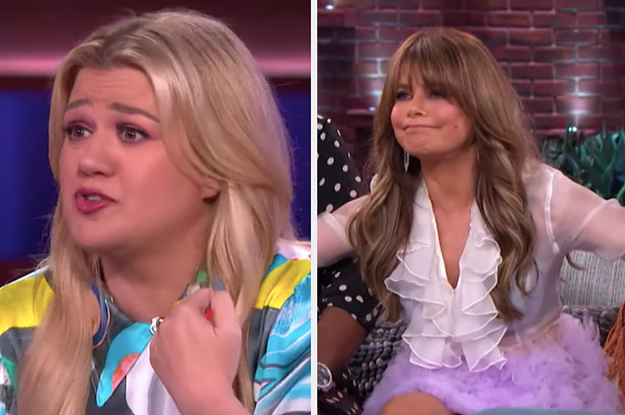 """Kelly Clarkson Had An """"American Idol"""" Reunion On Her Talk Show And Spilled Many Behind-The-Scenes Secrets"""