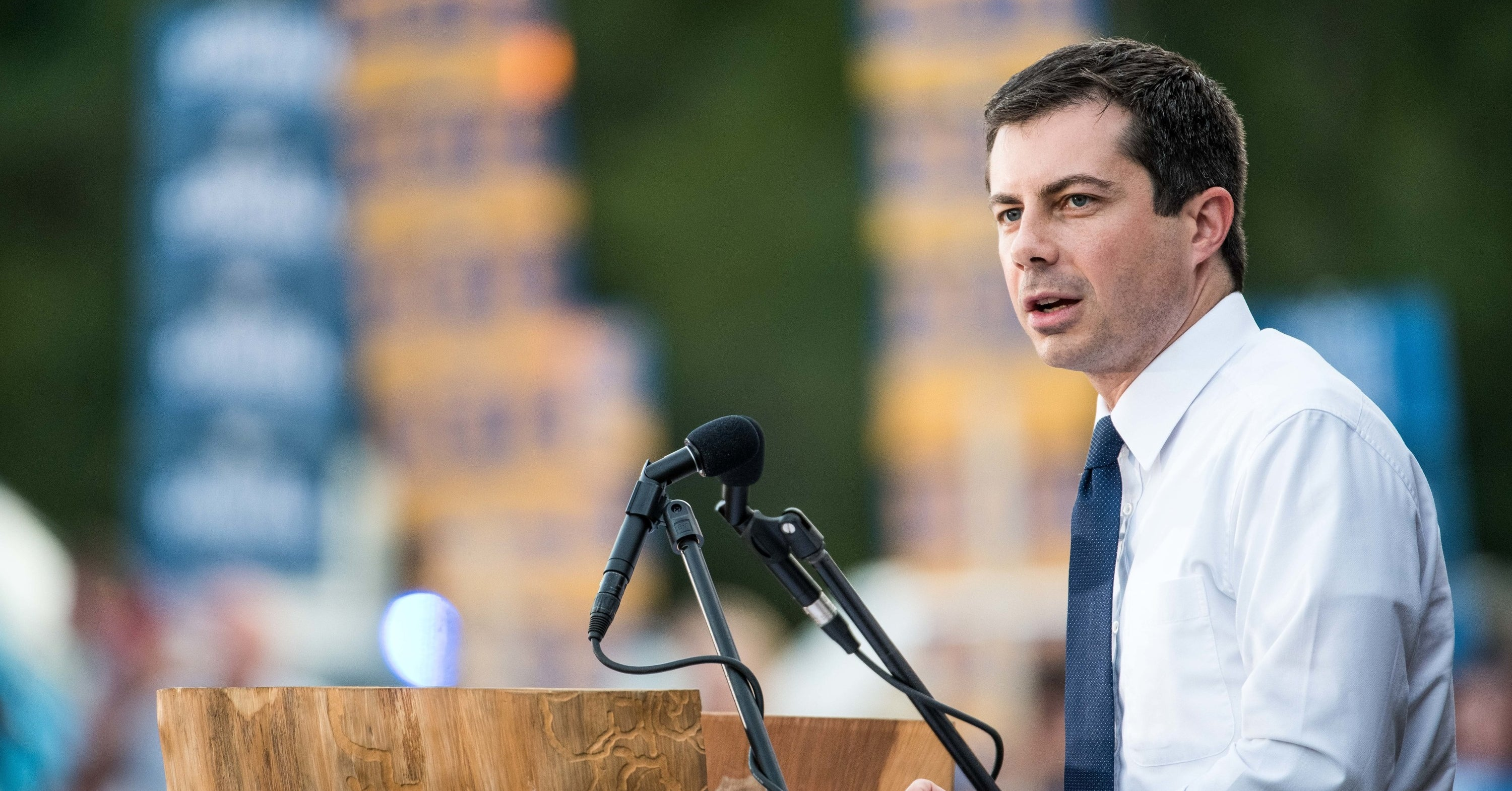 """Some LGBTQ Advocates Want More From Pete Buttigieg: """"I'm Not Going To Vote For Him Just Because He's Gay"""""""