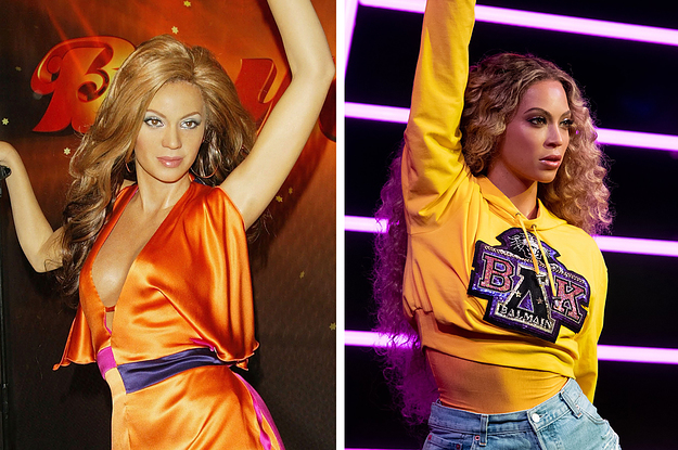 Beyoncé Finally Has A Waxwork That Doesn't Look Like A Demon And Fans Are Rejoicing