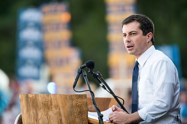 Some LGBTQ Advocates Want More From Pete Buttigieg: 'I'm Not Going To Vote For Him Just Because He's Gay'