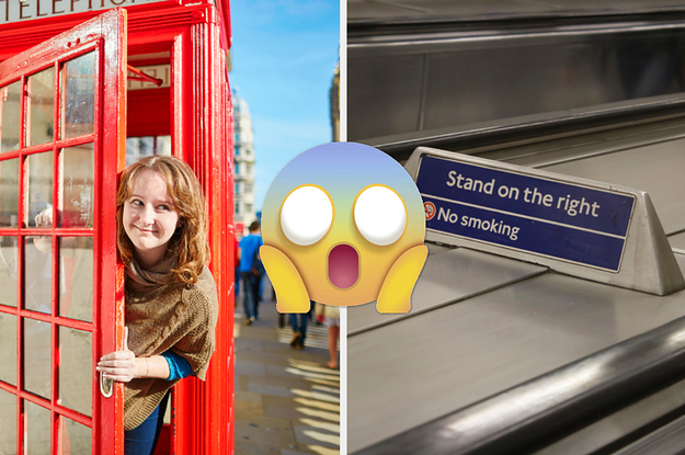 What's The Worst Thing Tourists Do When They Visit London?