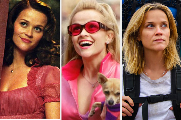Only Actual Reese Witherspoon Stans Have Seen At Least 25 Of These Movies