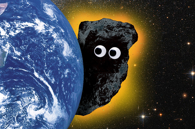 An Asteroid This Big Hadn't Flown Close To Earth In A Century. Here's How NASA Scientists Almost Missed It.