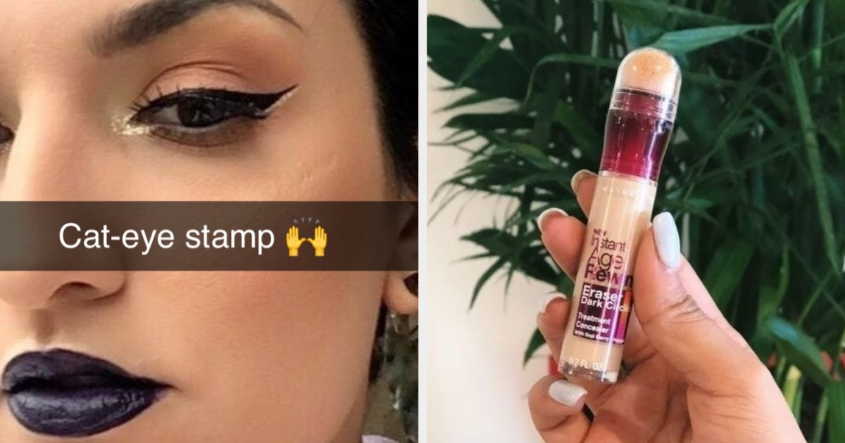 28 Things You'll Probably Find Helpful If You Struggle With Makeup