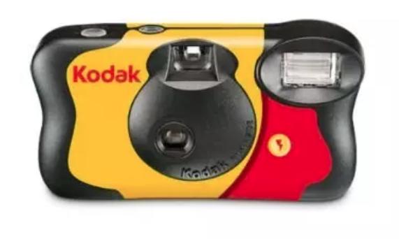 Kodak disposable camera