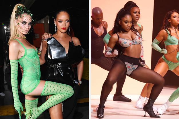 "34 ""Savage X Fenty Show"" Photos To Prepare You For Rihanna's Epic Amazon Prime Premiere"