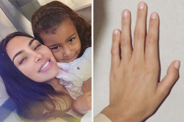 Kim Kardashian Delayed Giving Birth By Two Hours So She Could Get An Emergency Manicure