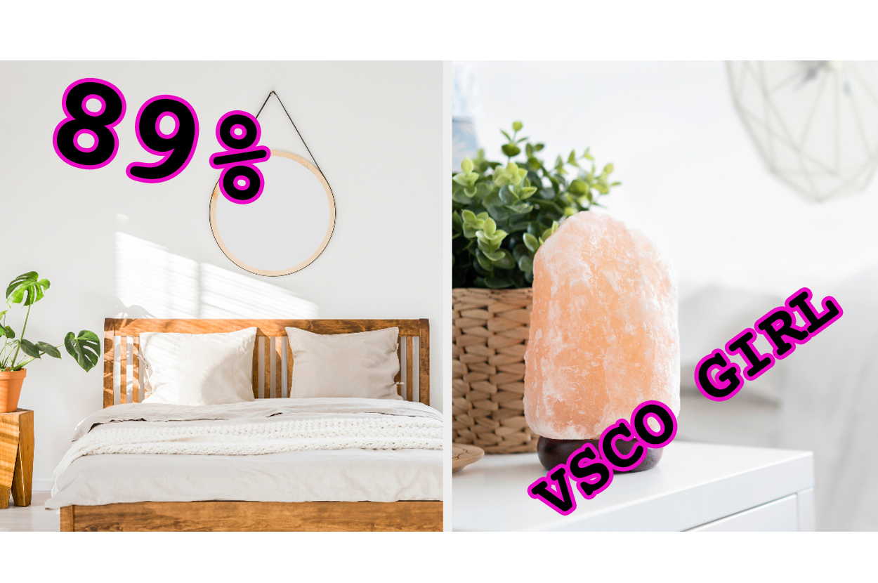 Build Your Bedroom And We\u0027ll Reveal Your VSCO Girl Percentage