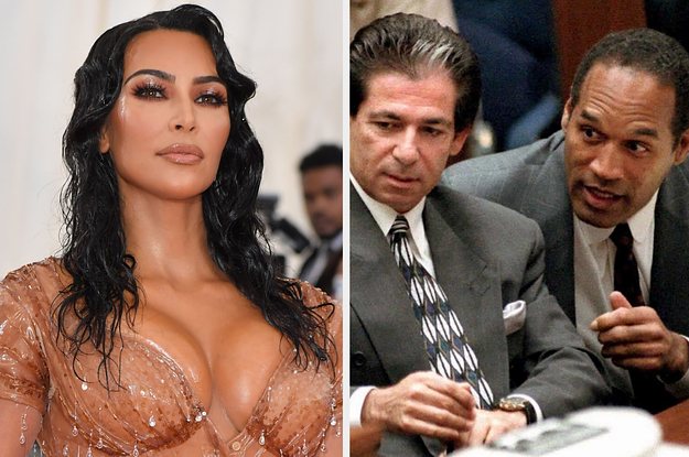 "Kim Kardashian Opened Up About The ""Emotional"" Last Time She Saw OJ Simpson"