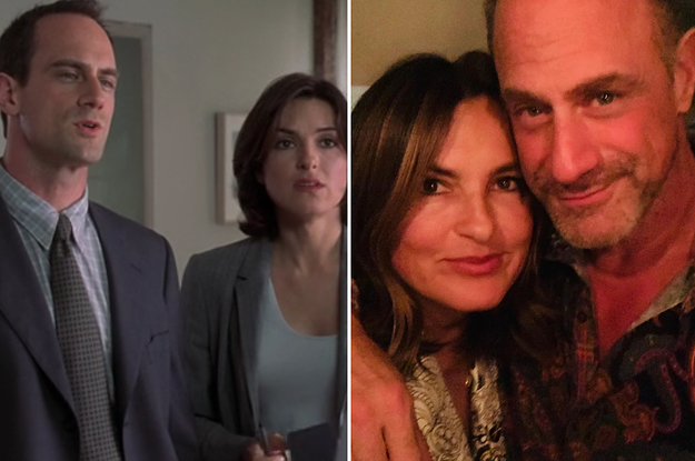 """""""Law And Order: SVU"""" Premiered 20 Years Ago And Here's What The Cast Looks Like Now"""