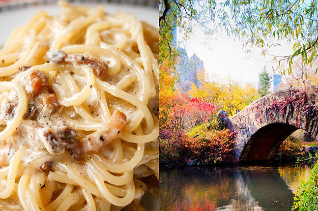 We Know What City You Belong In, Based On Your Favorite Fall Foods