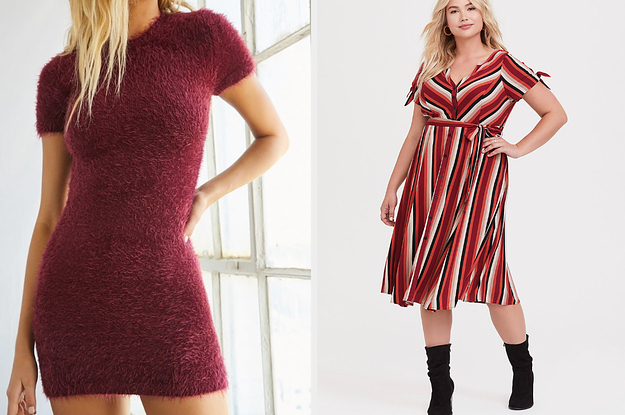 34 Gorgeous Dresses To Wear All Autumn Long