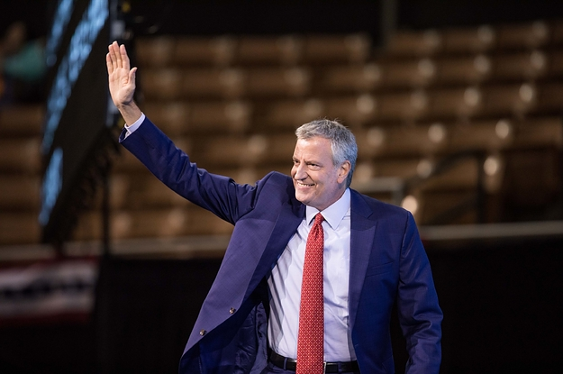 New York City Mayor Bill De Blasio Ended His Presidential Campaign