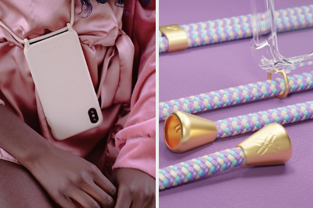 This iPhone Necklace Is The VSCO Girl Accessory You Didn't Know You Needed