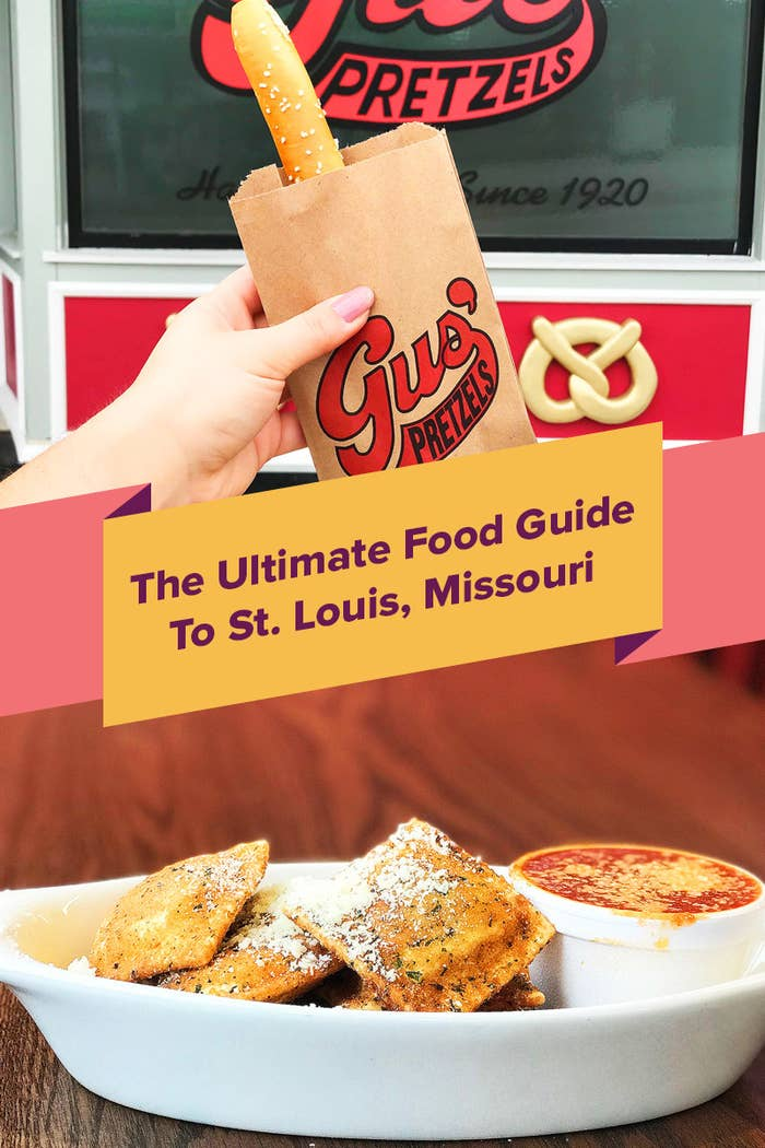 9 Iconic Foods From St Louis Missouri That You Have To Try