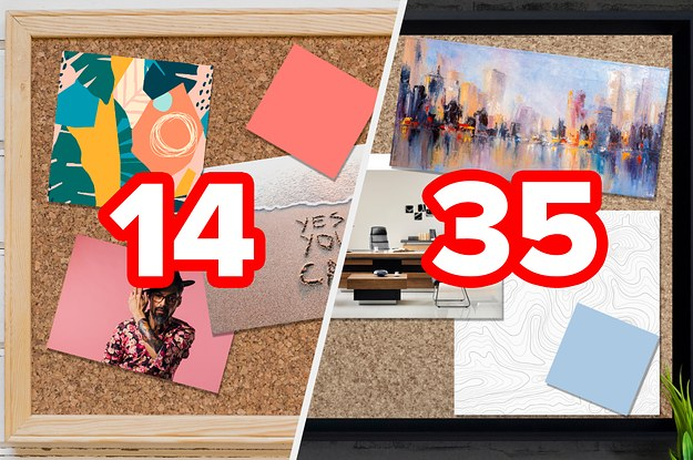 Create A Vision Board And We'll Tell You How Old You Are Mentally
