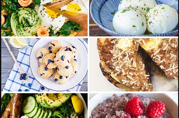 Best Breakfast Recipes To Eat After A Morning Run: Food Post-Run Recovery Nutrition