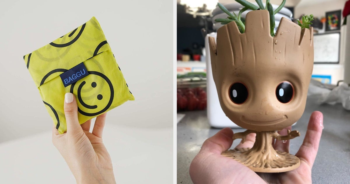 25 Happy-Looking Products To Bring Some Darn Positivity To Your Life