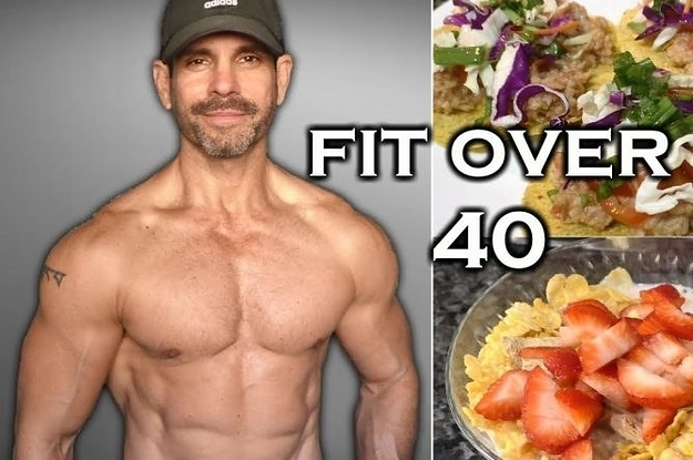 Nutrition : Top 10 Nutrition Foods Men Over 40 Must Eat For Their Overall Health