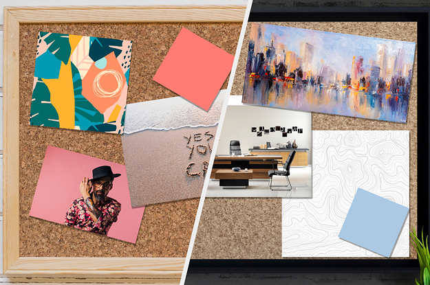 Build A Mood Board And We'll Reveal Your Exact Mental Age